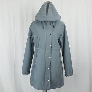 DKNY | Sheild Hooded Soft Shell Jacket